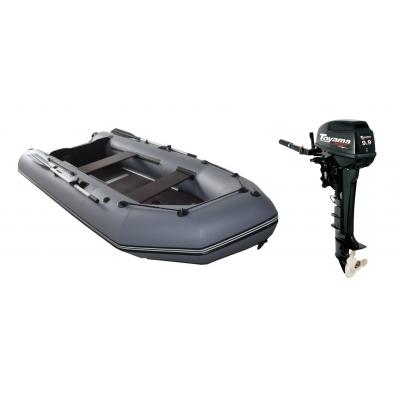 Комплекты Лодка+Мотор