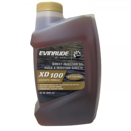 Масло BRP Evinrude XD 100 1 л
