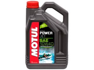 Масло MOTUL Powerjet 4T 10W40 4л