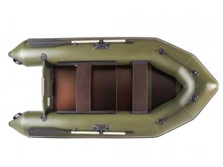 Лодка надувная ПВХ Байкал 290 М